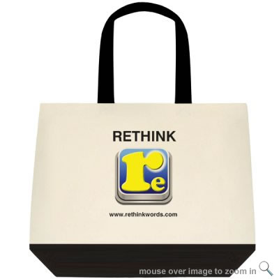 ReThink Tote Bag