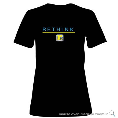 ReThink Women's TShirt